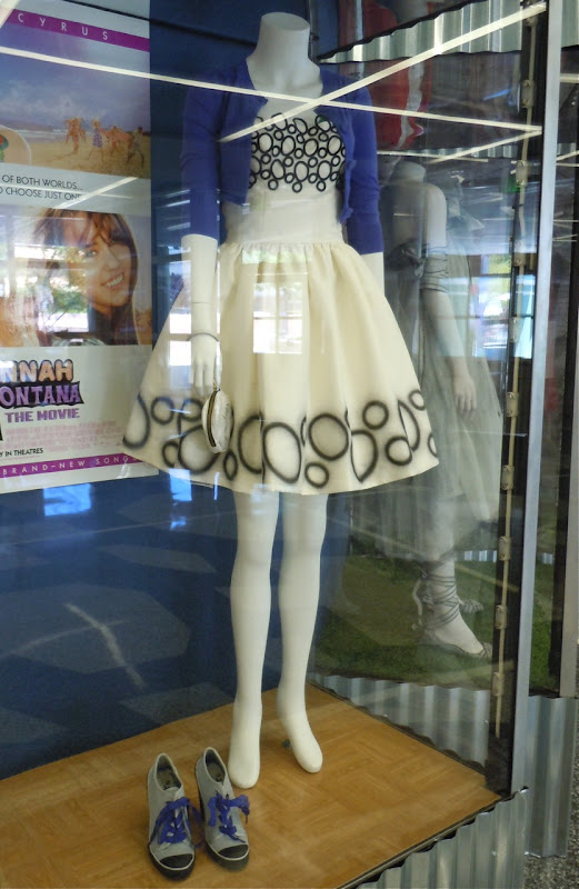 Hannah Montana Miley Cyrus movie dress