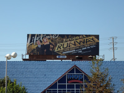 Project Runway season 7 billboard