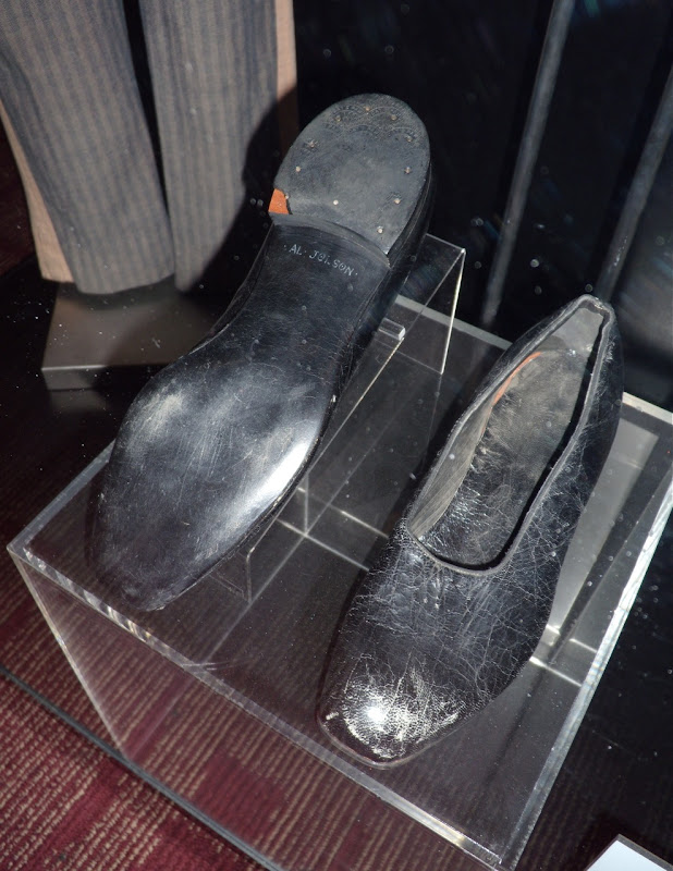 Al Jolson shoes