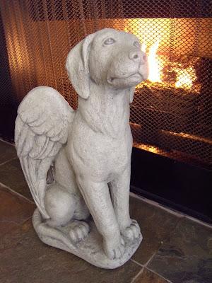 Dog angel