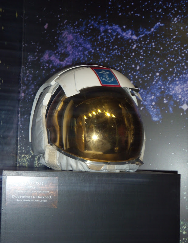 Apollo 13 movie astronaut helmet