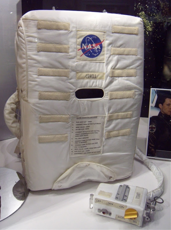 NASA EVA backpack Apollo 13 movie