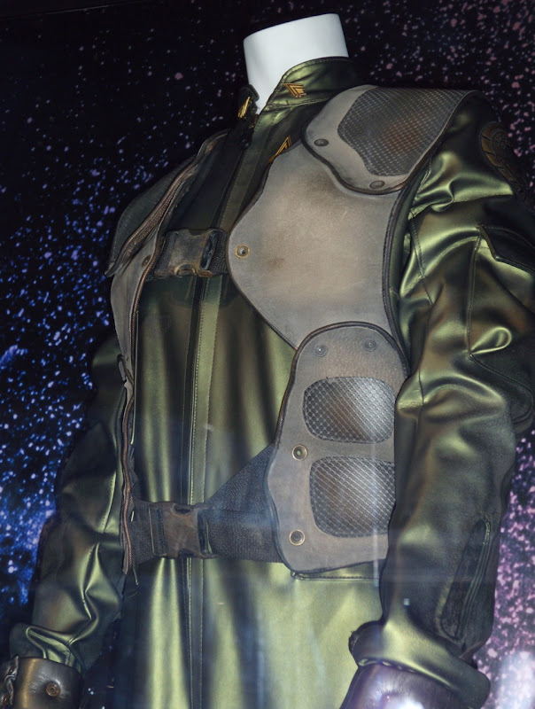 Starbuck's Battlestar Galactica Viper flight suit