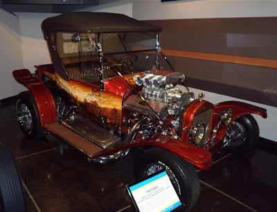 1923 Ford Candy Root Beer Hot Rod