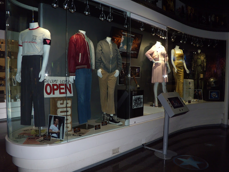 Universal Studios Hollywood film costumes