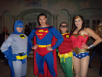 West Hollywood Halloween Heroes