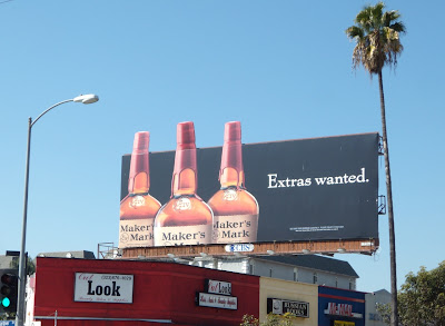Maker's Mark billboard