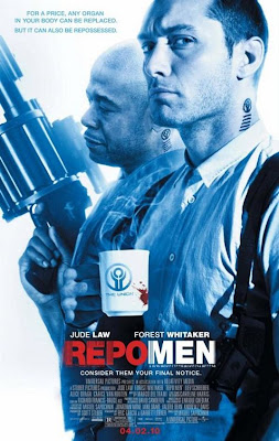 Repo Men movie poster