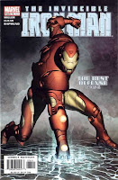 Iron Man comic cover issue 421