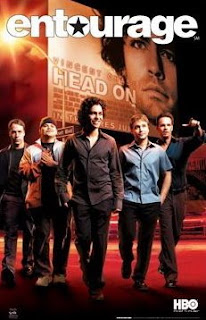 HBO's popular TV series Entourage