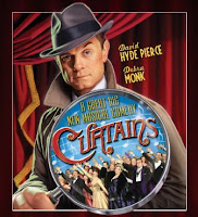 David Hyde Pierce the star of Broadway musical comedy - Curtains