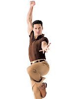 Mario Lopez stars in A Chorus Line on Broadway