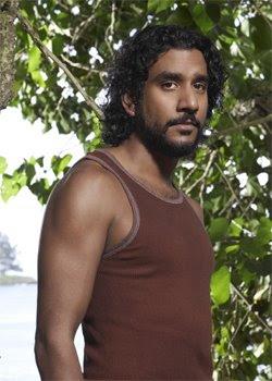 Naveen Andrews as Sayid in LOST