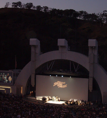 The Sound of Music at the hollywood Bowl 19 September 2008