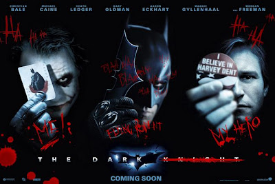 The Dark Knight film poster