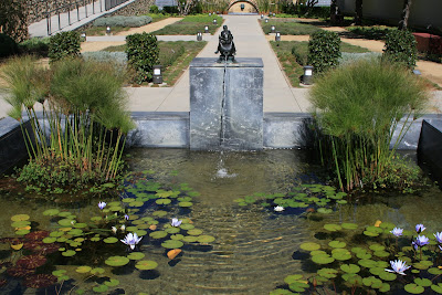 Herb Garden fountains
