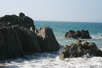 Sycamore Cove rocks