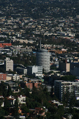 The Capitol Records Building
