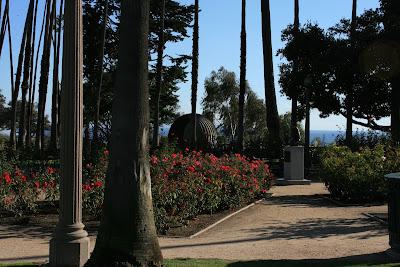 Palisades Park rose gardden