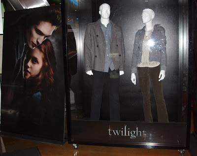 Costumes from the movie Twilight