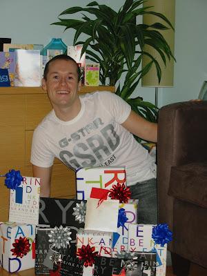 Christmas 2004 presents
