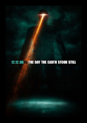 The Day The Earth Stood Still GORT movie poster