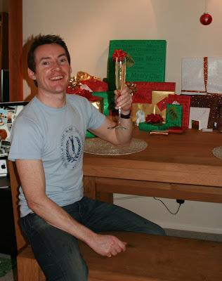 Christmas Day Charlie 2008