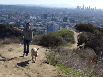 Boxing Day Runyon Canyon walk