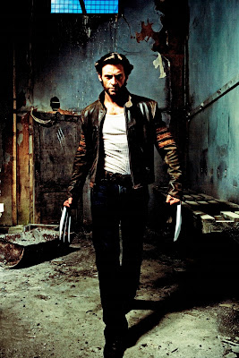 Hugh Jackman as Wolverine in X-Men Origins