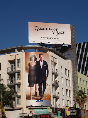 Quantum of Solace billboard