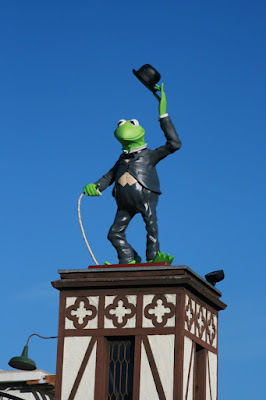 Kermit the Frog Muppet