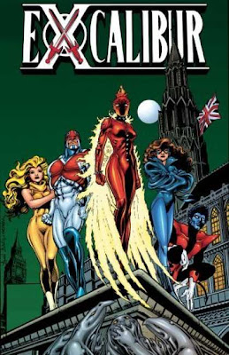 Classic 1988 Excalibur cover