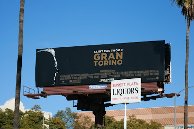 Gran Torino movie billboard