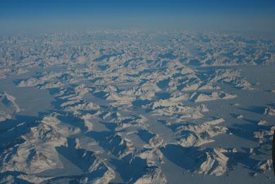 Frozen Greenland