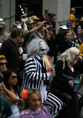 Beetlejuice Bay to Breakers 2010