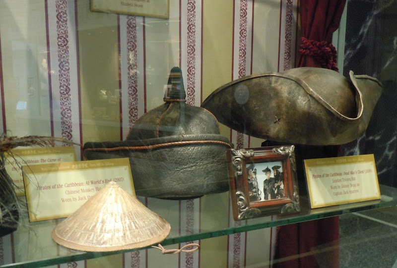 Pirates of the Caribbean hats