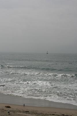 Santa Monica Pacific Ocean view