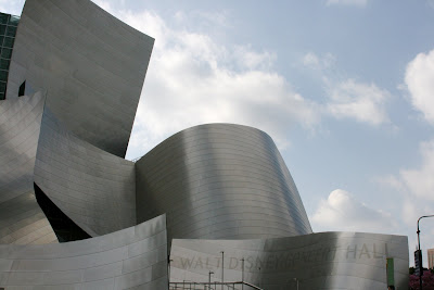 Walt Disney Concert Hall Downtown LA