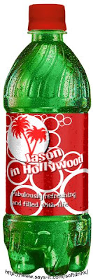 Jason in Hollywood bottle