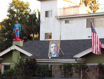Super Obama house on Fountain Blvd