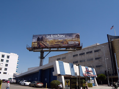 Life After People History channel TV show billboard