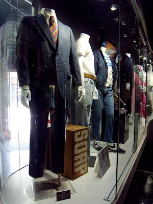 Universal Studios movie costumes