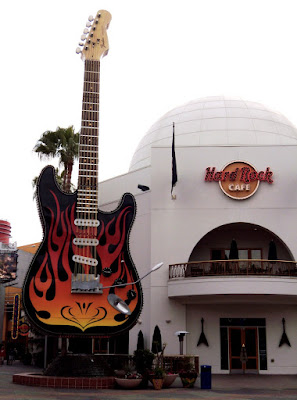 Hard Rock Cafe at Universal CityWalk