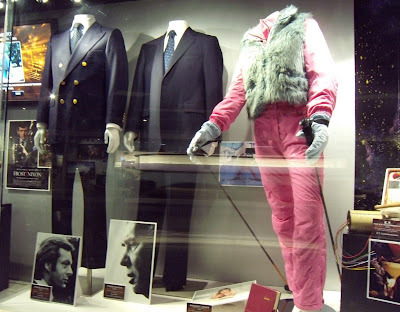 Bridget Jones Diary and Frost Nixon film costumes