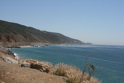 Ventura County coastline