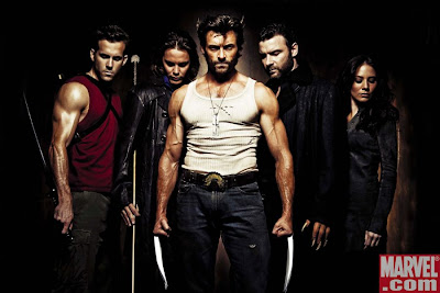 X-Men Origins - Wolverine movie Weapon X cast