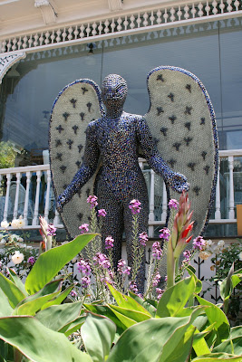 Angels Attic museum angel in Santa Monica