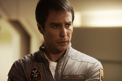 Sam Rockwell in the movie Moon