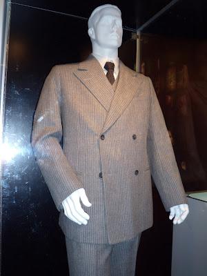 Christian Bale Public Enemies movie costume