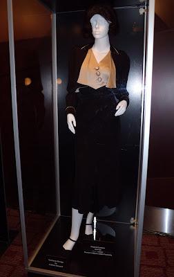 Marion Cotillard Public Enemies film costume